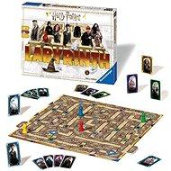 Társasjáték Ravensburger 260829 Harry Potter labirintus - Společenská hra
