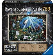 Ravensburger 199532 Exit Puzzle: Tengeralattjáró - Puzzle