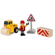 Brio World 33899 Útépítés - Vasútmodell kiegészítő