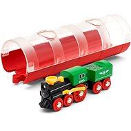 Brio World 33892 alagút és gőzmozdony - Vasútmodell kiegészítő