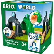 Brio World 33935 Smart Tech alagutak - Kisvasút