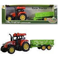 Traktor pótkocsival - Traktor