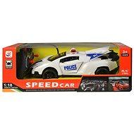 Rendőrautó - RC modell