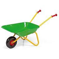 Rollytoys kerti talicska zöld - Játéktalicska