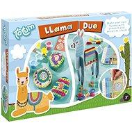 Lama duo 2in1 - Kreatív szett
