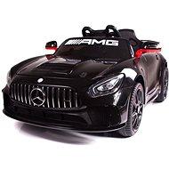 Mercedes-Benz GT4, fekete - Elektromos autó gyerekeknek