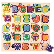 Angol ábécé állatokkal - Készségfejlesztő játék