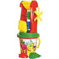 Homokozó játékok - nagy csomag - Homokozó készlet