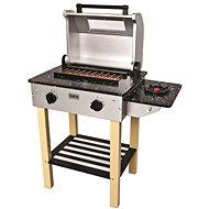 Játék fa grill - Játék szett