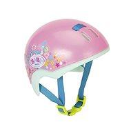 BABY born kerékpáros sisak  babáknak - Kiegészítők babákhoz