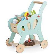 Le Toy Van Bevásárlókocsi kiegészítőkkel - Fajáték