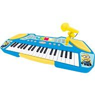 Lexibook Minyonok Elektromos zongora mikrofonnal - Zenélő játék