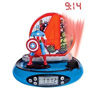 Lexibook Avengers Projektoros óra - Ébresztőóra