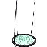 Fészekhinta 100 cm-es átmérővel - zöld - Függőágy