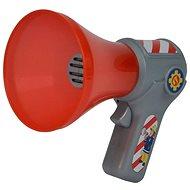 Simba Sam, a tűzoltó megafon - Mikrofon