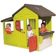 Smoby Neo Floralie Kerti házikó gyerekeknek - Játszótér kiegészítők