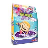 Glibbi Glitter Slime lila csillogó slime, DP10 - Vizijáték