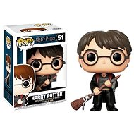 Funko Pop Harry Potter sorozat - Harry Potter figura Tűzvillámmal - Figura