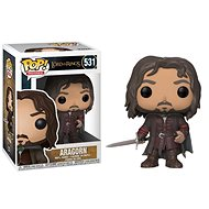 Funko Pop! Movie: Hobbit - Aragorn - Figura