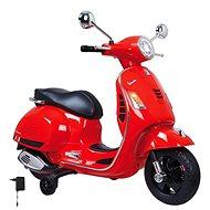 Jamara Ride-on Vespa - Piros - Elektromos motor gyerekeknek