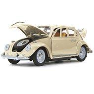 Jamara Die Cast VW Beatle - krémfehér - Távirányitós autó