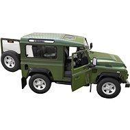 Jamara Land Rover Defender - zöld - RC modell