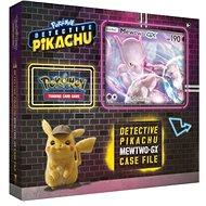 Pokémon TCG: Detective Pikachu Character GX Case - Játék