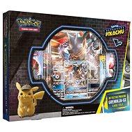 Pokémon: Detective Pikachu Greninja-GX Case - Játék