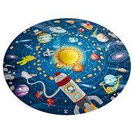 Hape gyerek puzzle - Naprendszer LED - Puzzle
