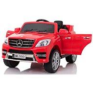 Mercedes-Benz ML350, piros - Elektromos autó gyerekeknek