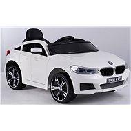 BMW 6GT, fehér - Elektromos autó gyerekeknek