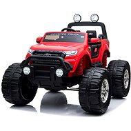 Ford Ranger Monster Truck 4X4, piros - Elektromos autó gyerekeknek