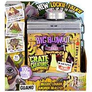Crate Creatures Surprise Nagy szörny, 1. hullám - Plüssjáték