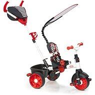 Little Tikes 4 az 1-ben Sport piros-fehér - Tricikli