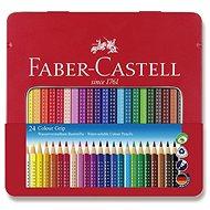 Faber-Castell Grip 2001, 24 szín - Színes ceruzák