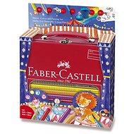 Faber-Castell Jumbo Grip, 18 szín - Színes ceruzák