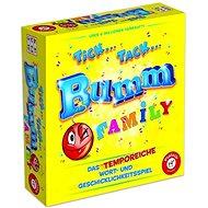 Tick Tum Bumm Family - Család játék