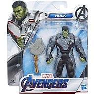 Avengers 15 cm Deluxe figura Hulk - Figura