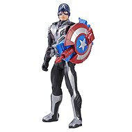 Avengers Titan Hero Power FX Amerika Kapitány 30 cm-es figura - Figura