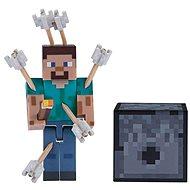 Minecraft Steve nyilakkal - Figura