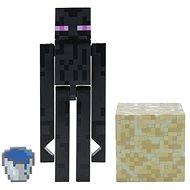 Minecraft Támadó Enderman - Figura