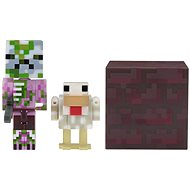 Minecraft Pigman Jockey - Figura