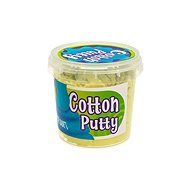 Cotton putty világos zöld - Gyurma