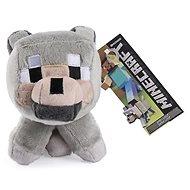 Minecraft Baby Wolf - Plüssjáték