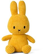 Miffy Corduroy Yellow - Plüssjáték