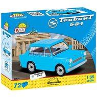 Építőjáték Cobi 24539 Trabant 601