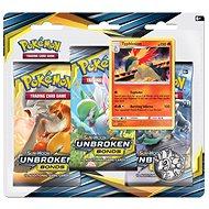 POK: SM10 Unbroken Bonds 3 Blister Booster - Kártyajáték