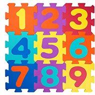 Plastica Habszivacs puzzle Számok - Puzzle