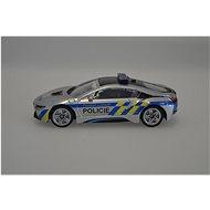 Siku Blister - BMW i8 rendőrség - Játékautó