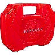 Bakugan Gyűjtői táska - piros - Játék szett